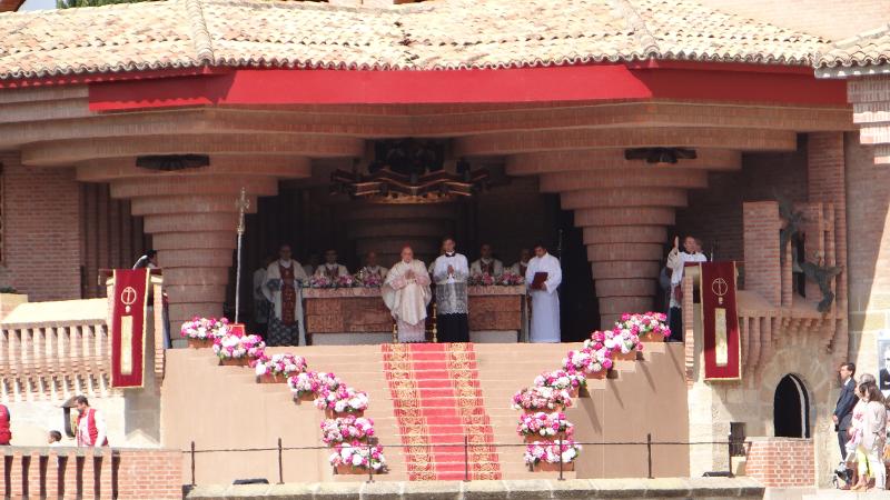 Sta. Missa amb Mons. Xavier Echevarria